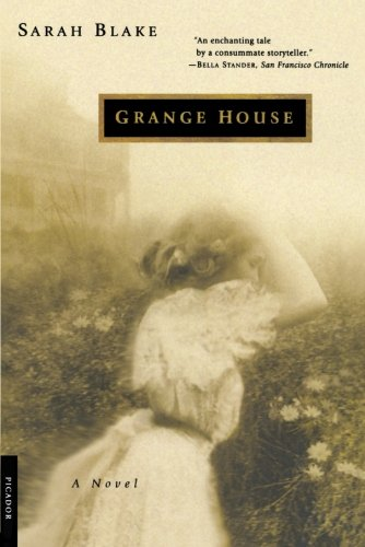 Grange House author Sarah Blake