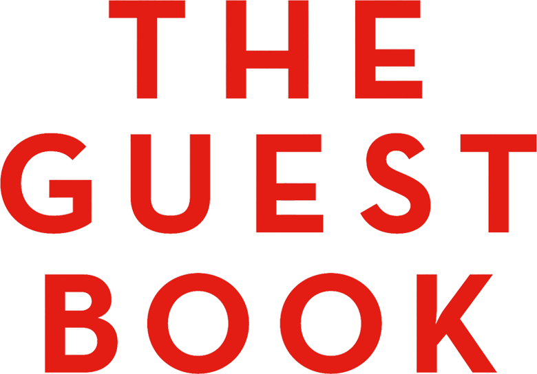 The Guest Book by author Sarah Blake